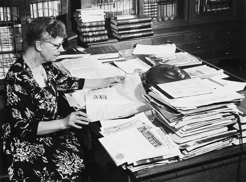 Image of Florence Taylor, Editor, Building magazine