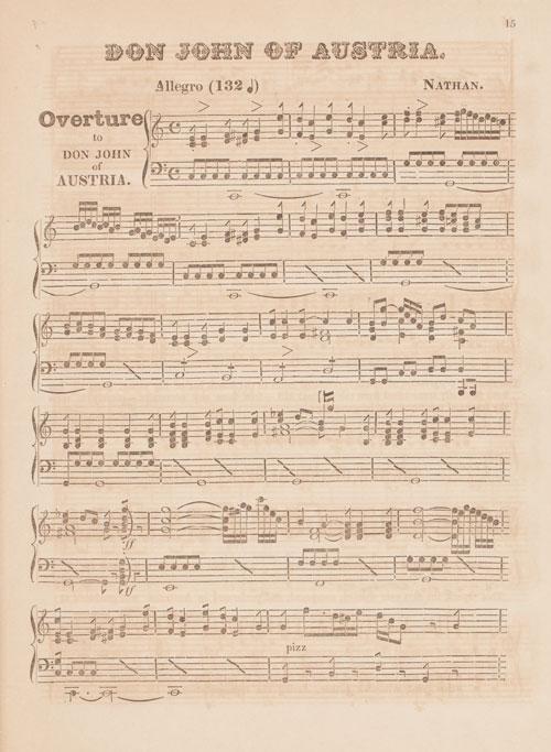 Overture, 'Don John of Austria',