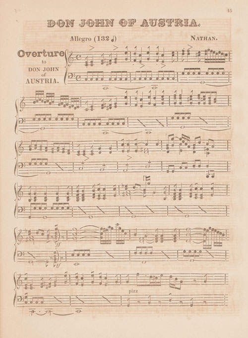 Overture, 'Don John of Austria',