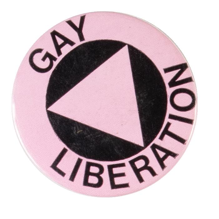 Gay Liberation badge