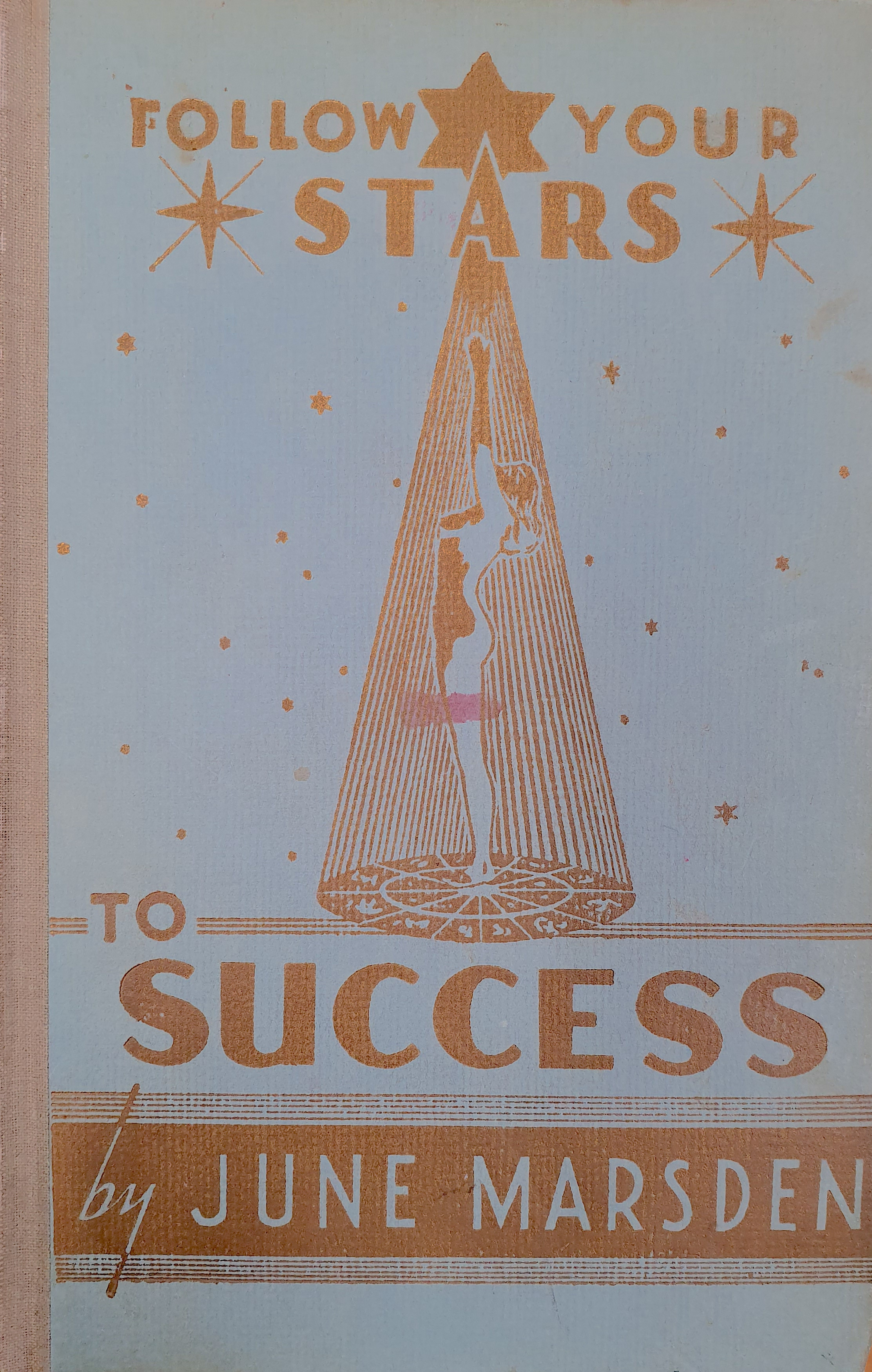 'Follow your stars to success' by June Marsden