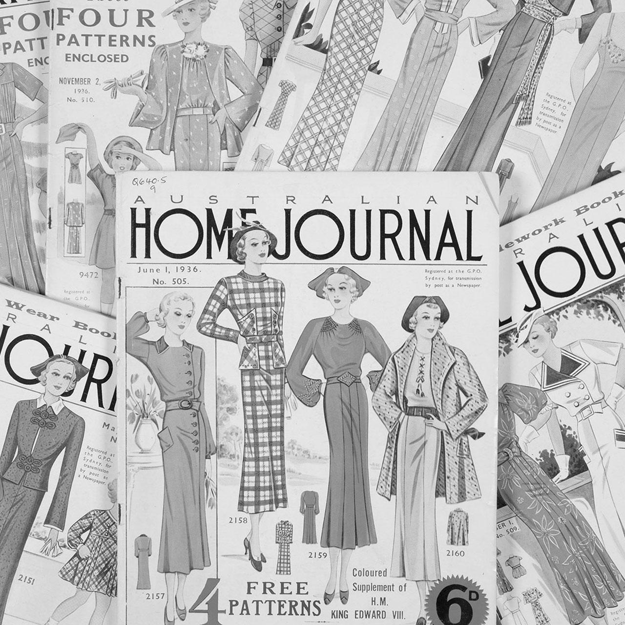 Australian Home Journal, Sydney, 1894-1983, Q640.5/9.
