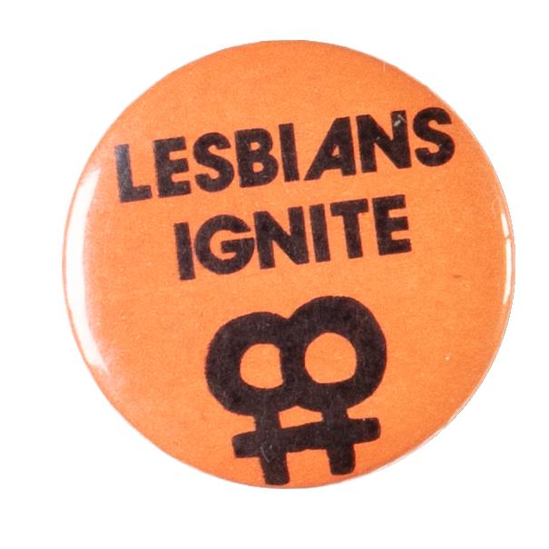 Lesbians Ignite badge