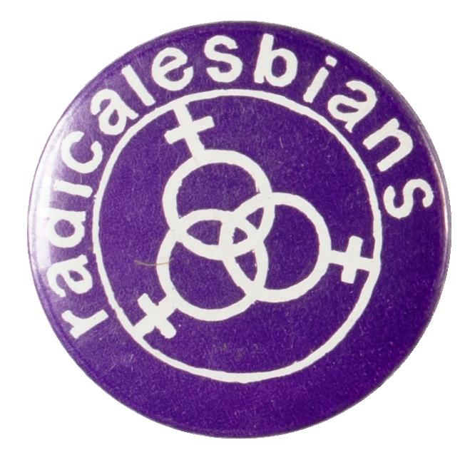 radicalesbians badge