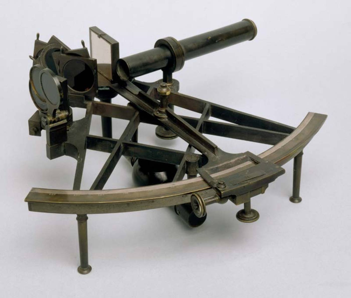 Sextant made by Watkins