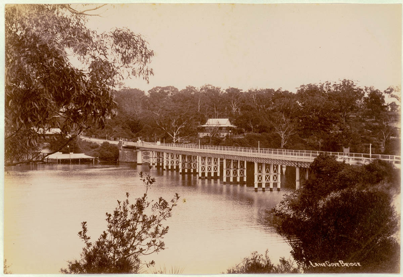 Lane Cove Bridge