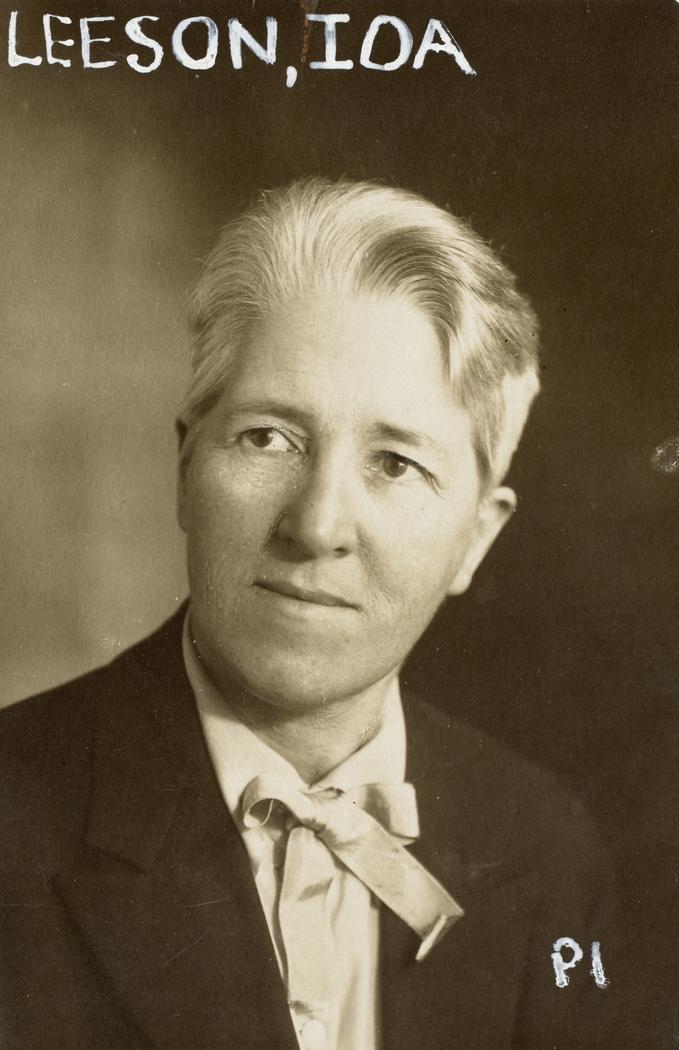 Ida Leeson