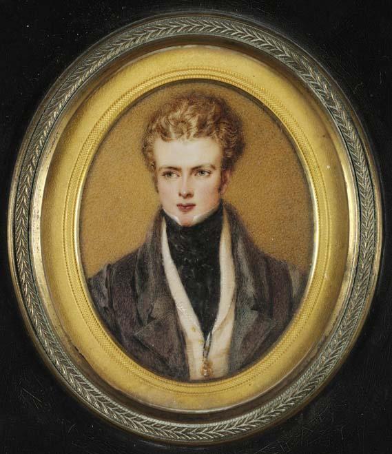 Robert Scott, 1820, attributed to Miss Sharpe, MIN 354