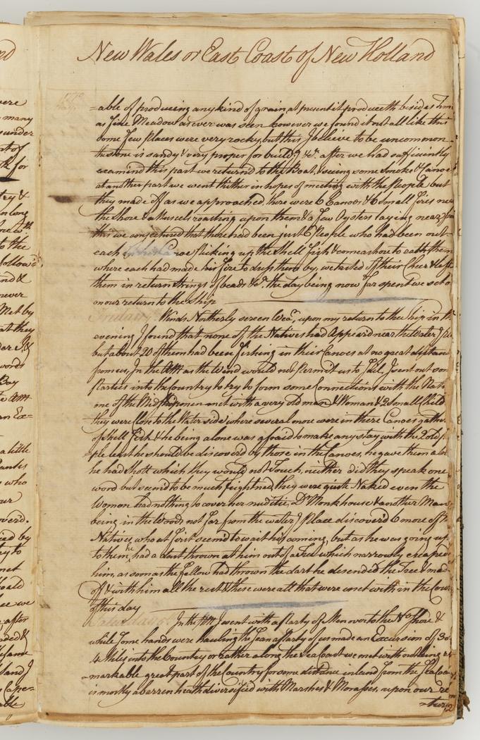 James Cook Journal