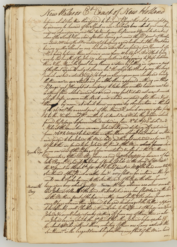 James Cook Journal