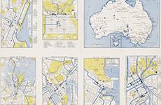 Dixson map