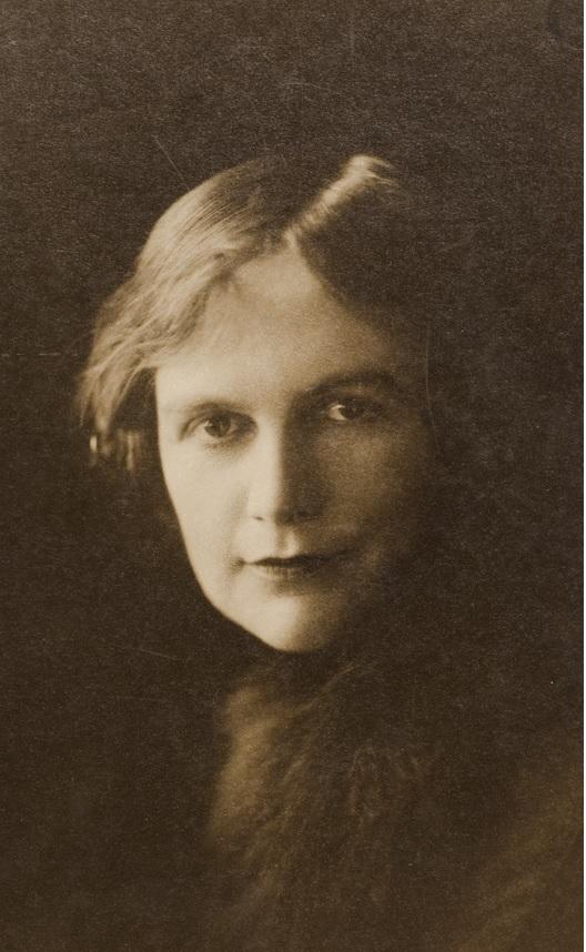 Portrait of Dorothea Mackellar