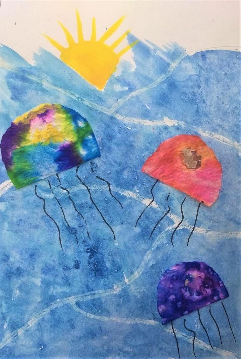 Advik - Jellyfishes