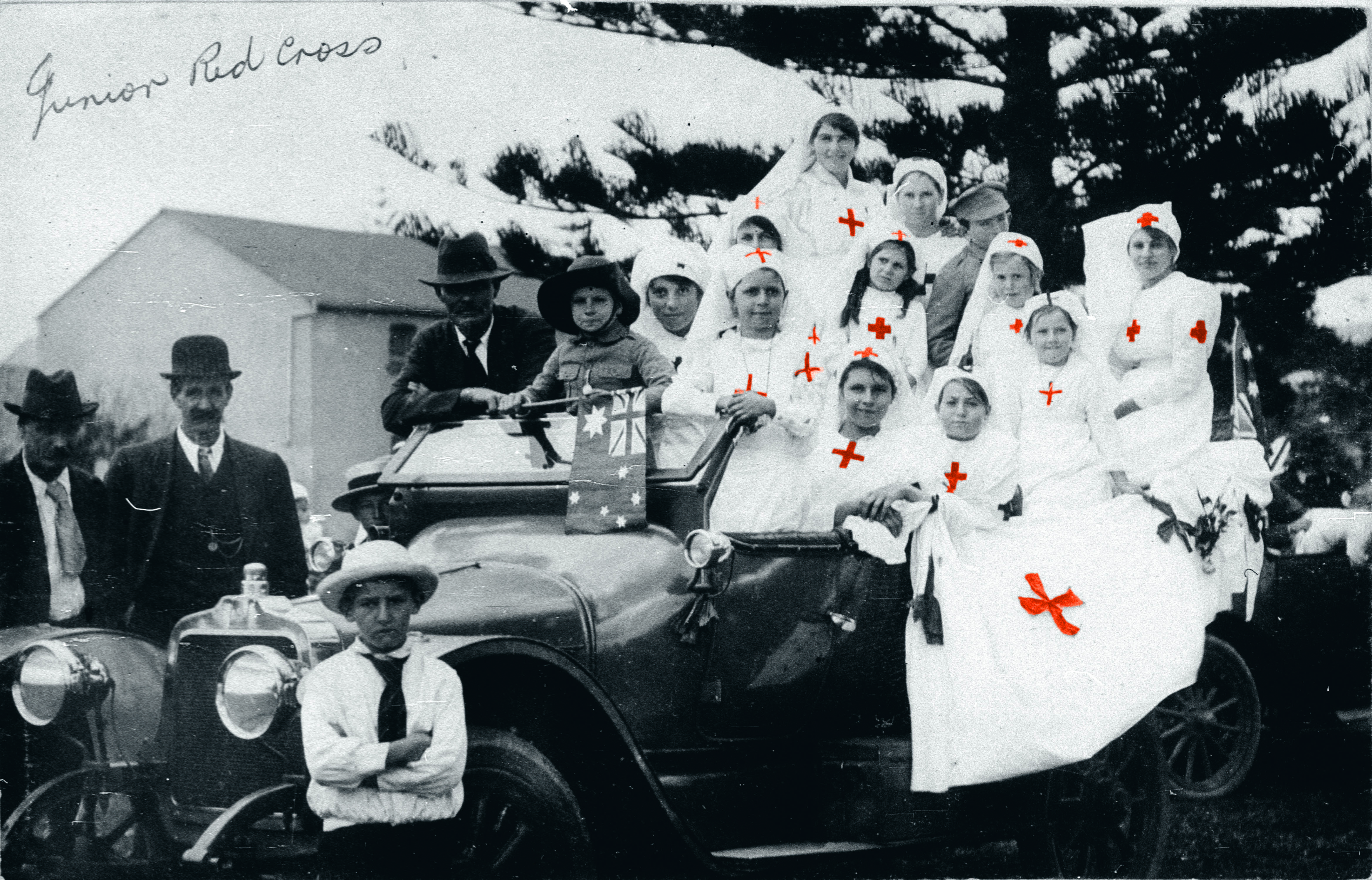 Junior Red Cross, Port Macquarie