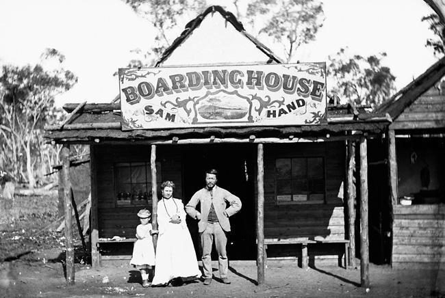 Sam Hand's Boarding House, Home Rule