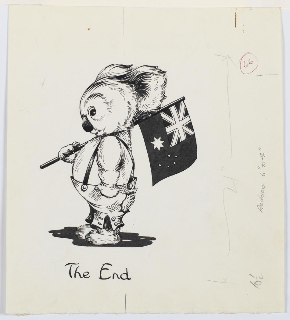 Blinky Bill sketch