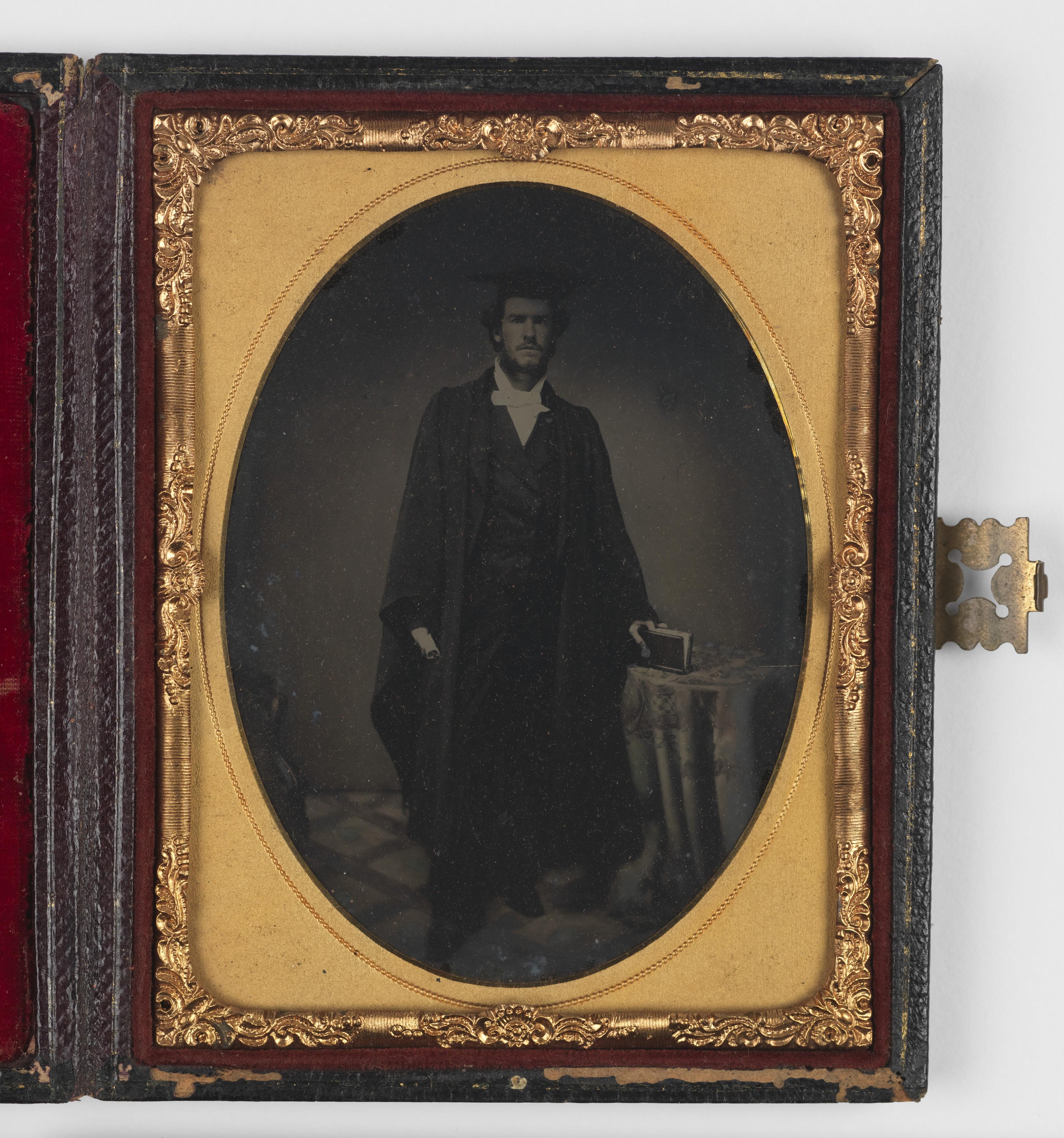 Portrait of Francis O'Brien, ca. 1866-1868