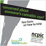 Cover image of concerned about someones cannabis