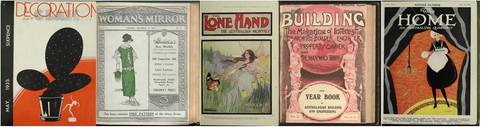 digitised journals