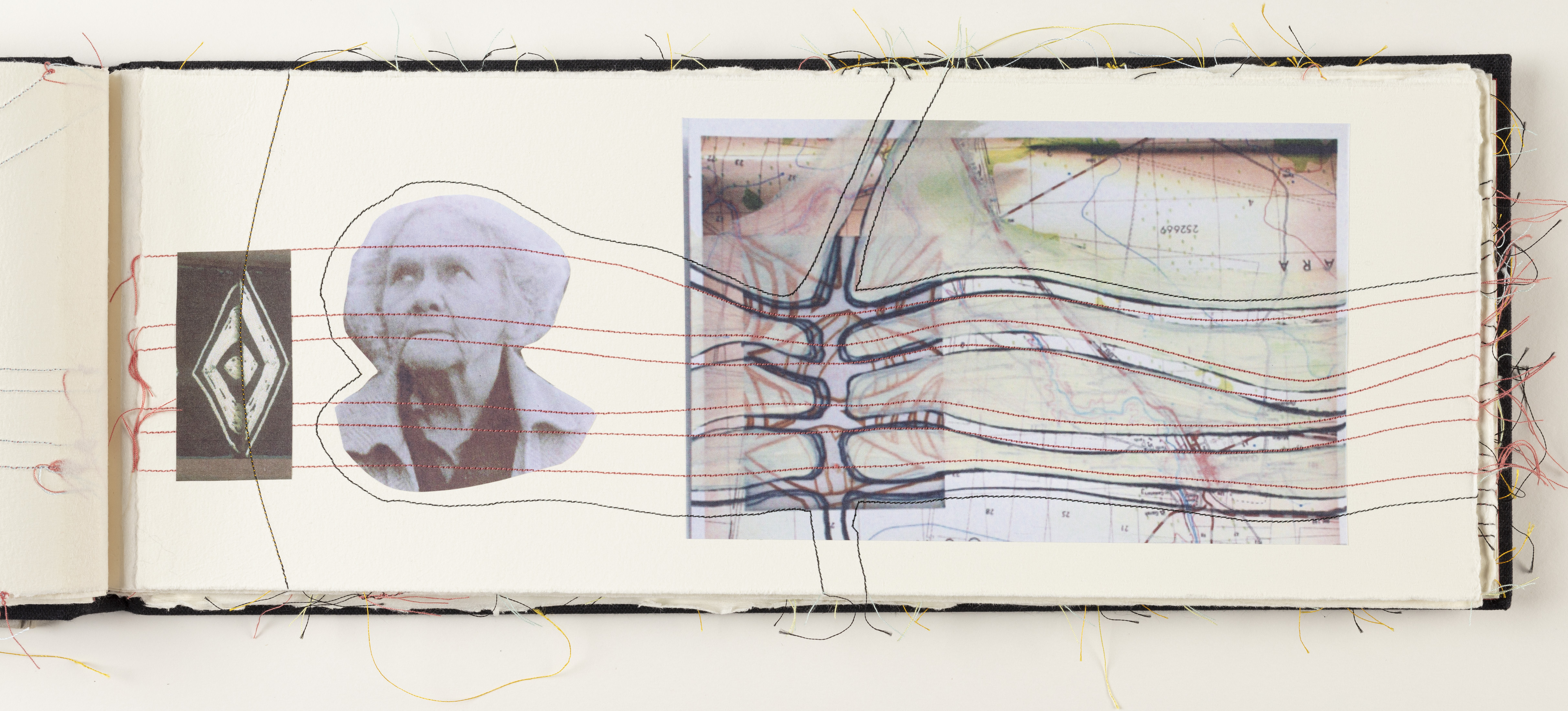 Artists' Book – Mapping Genealogies