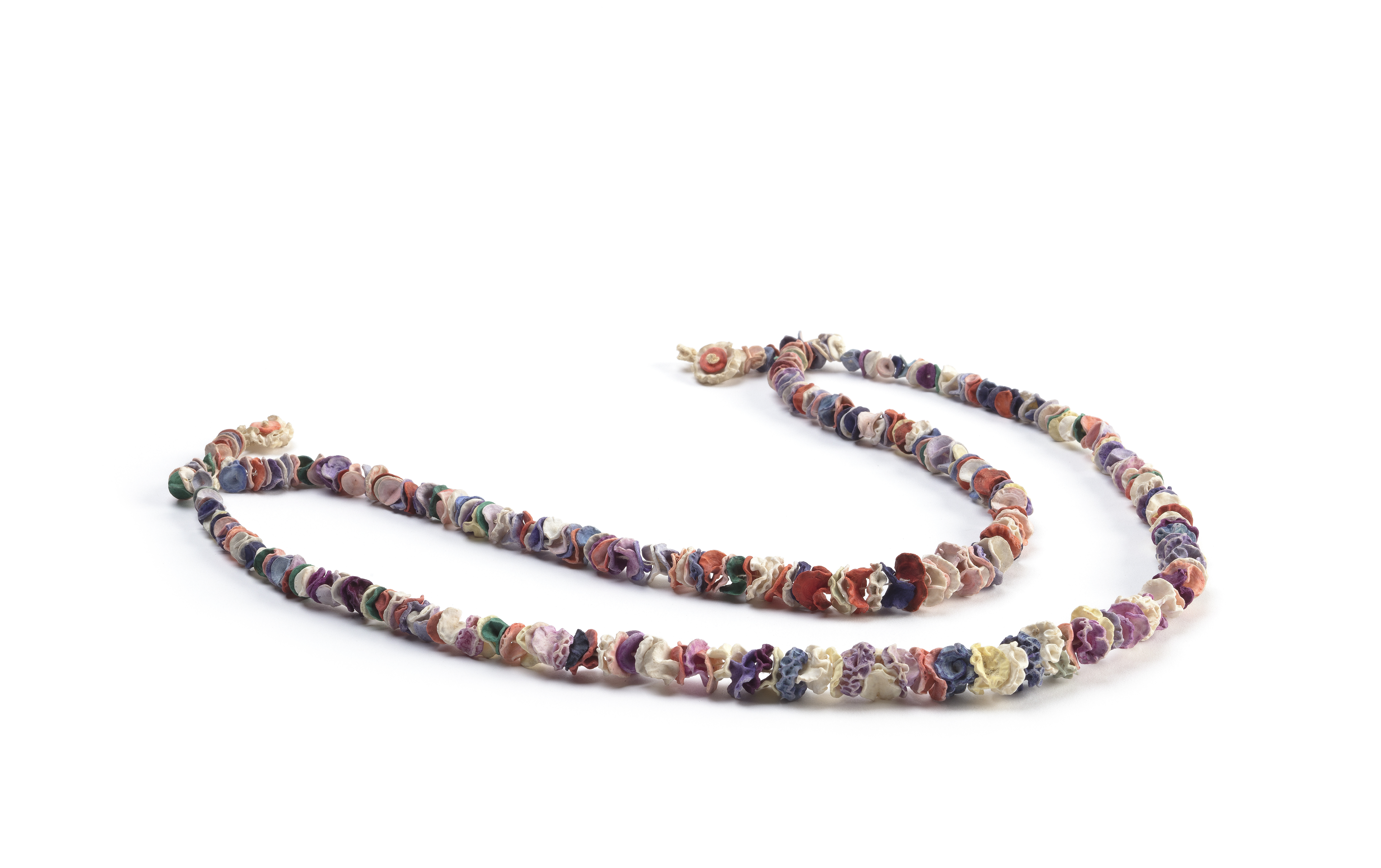 Shell necklace made for Marjorie Barnard by Jean Devanny, 1946