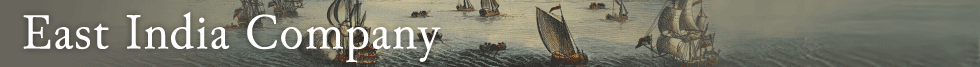 East India Company eresource - banner image