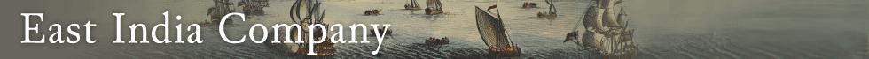 East India Company eresource - banner image