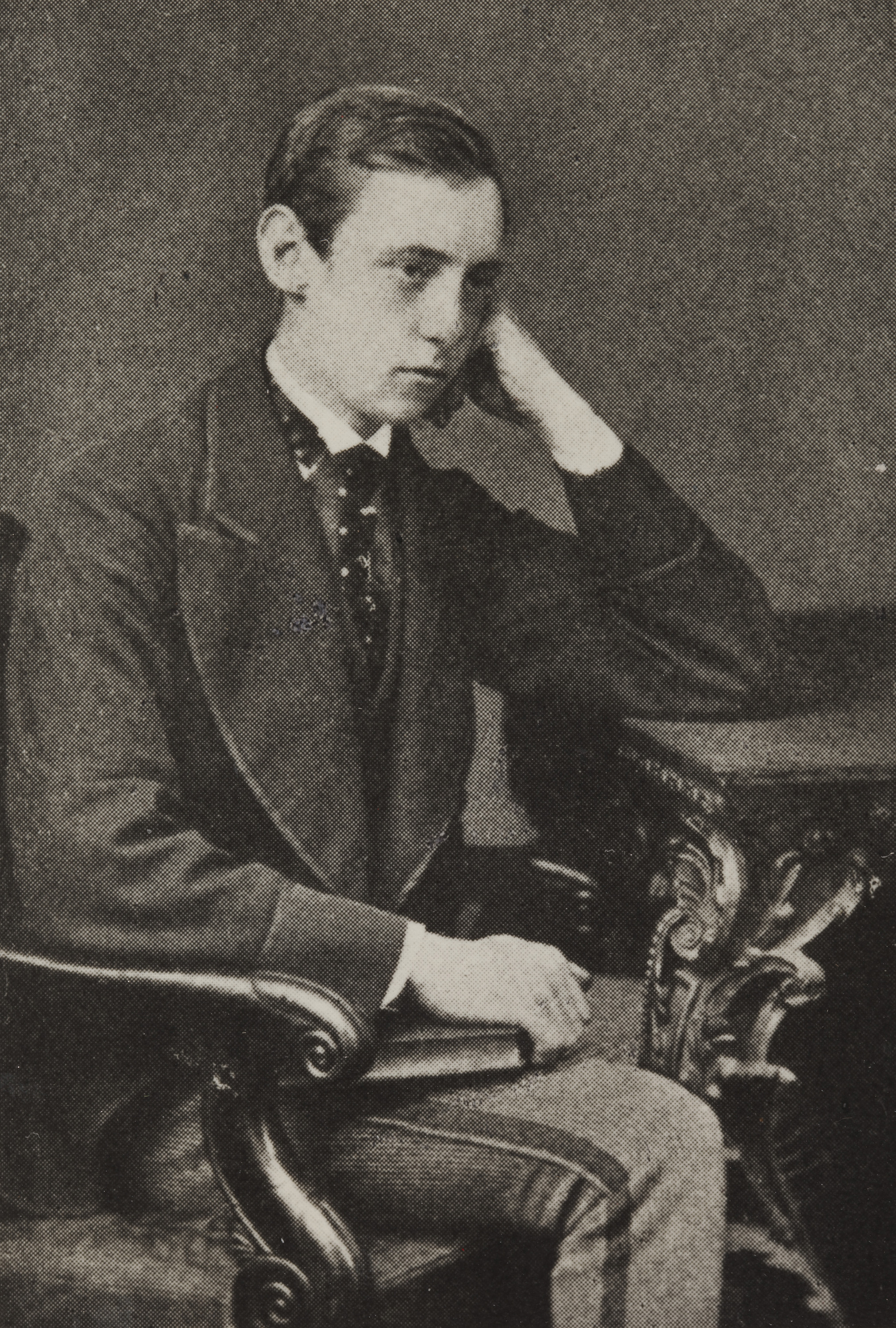 Image of Edward Bulwer Dickens