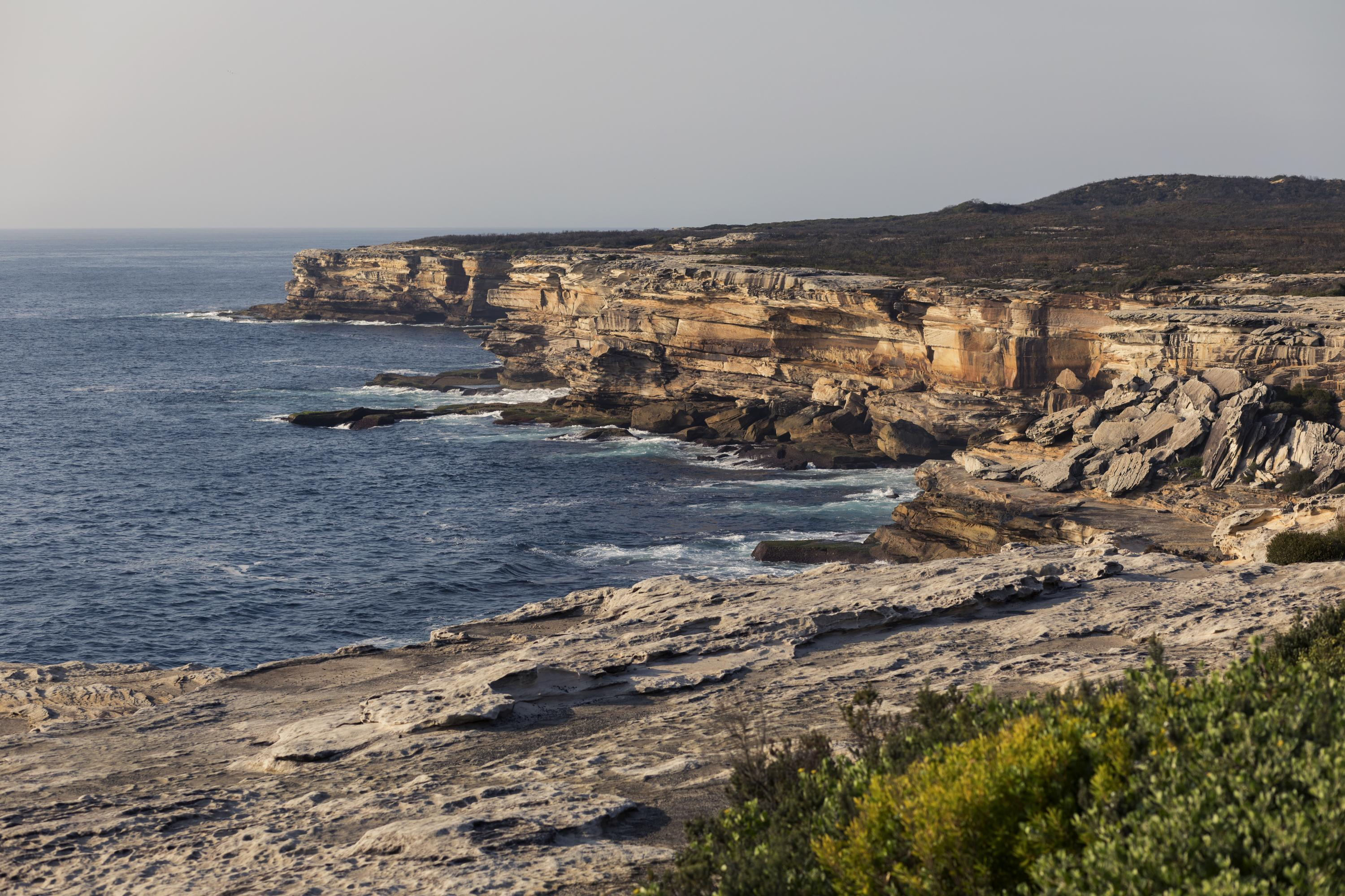 Majestic views from Cape Solander