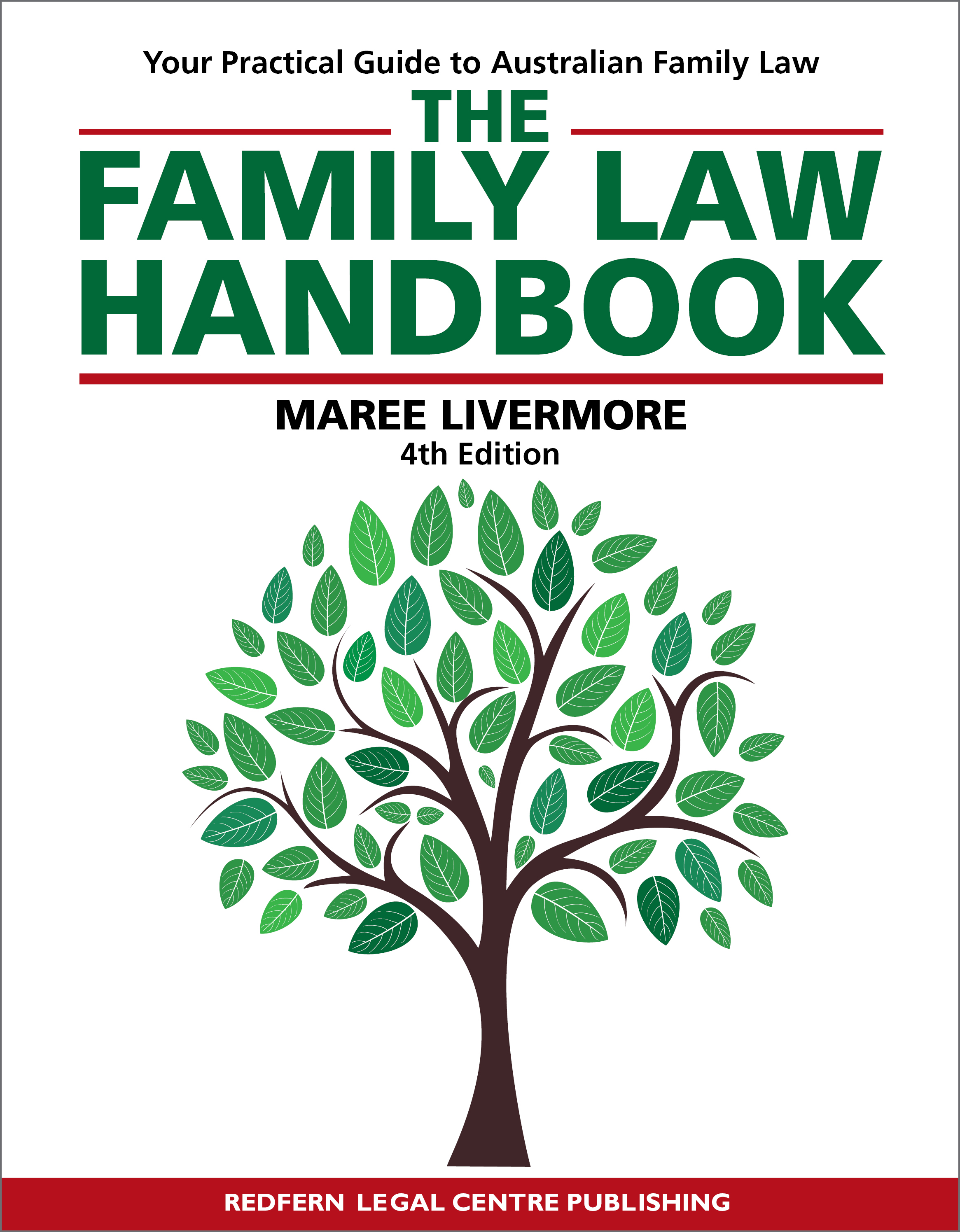 The family law handbook.  4th ed Cover