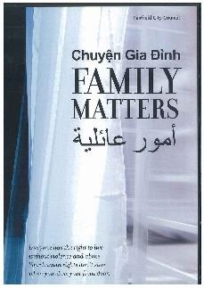 Cover for Family matters (DVD)