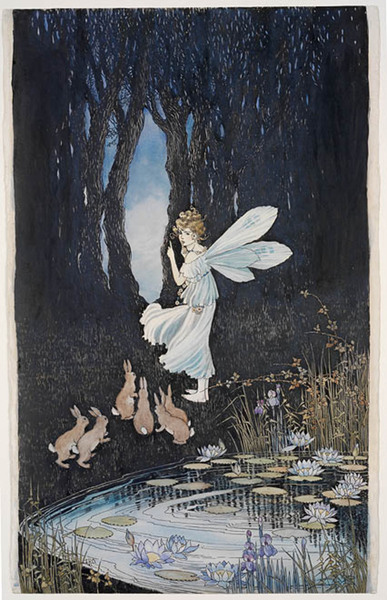 Fairy Images by Ida Outhwaite
