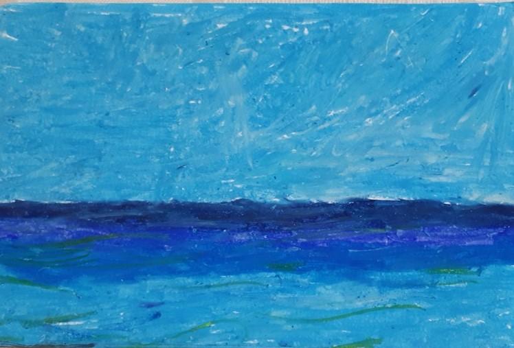 James -The Sea