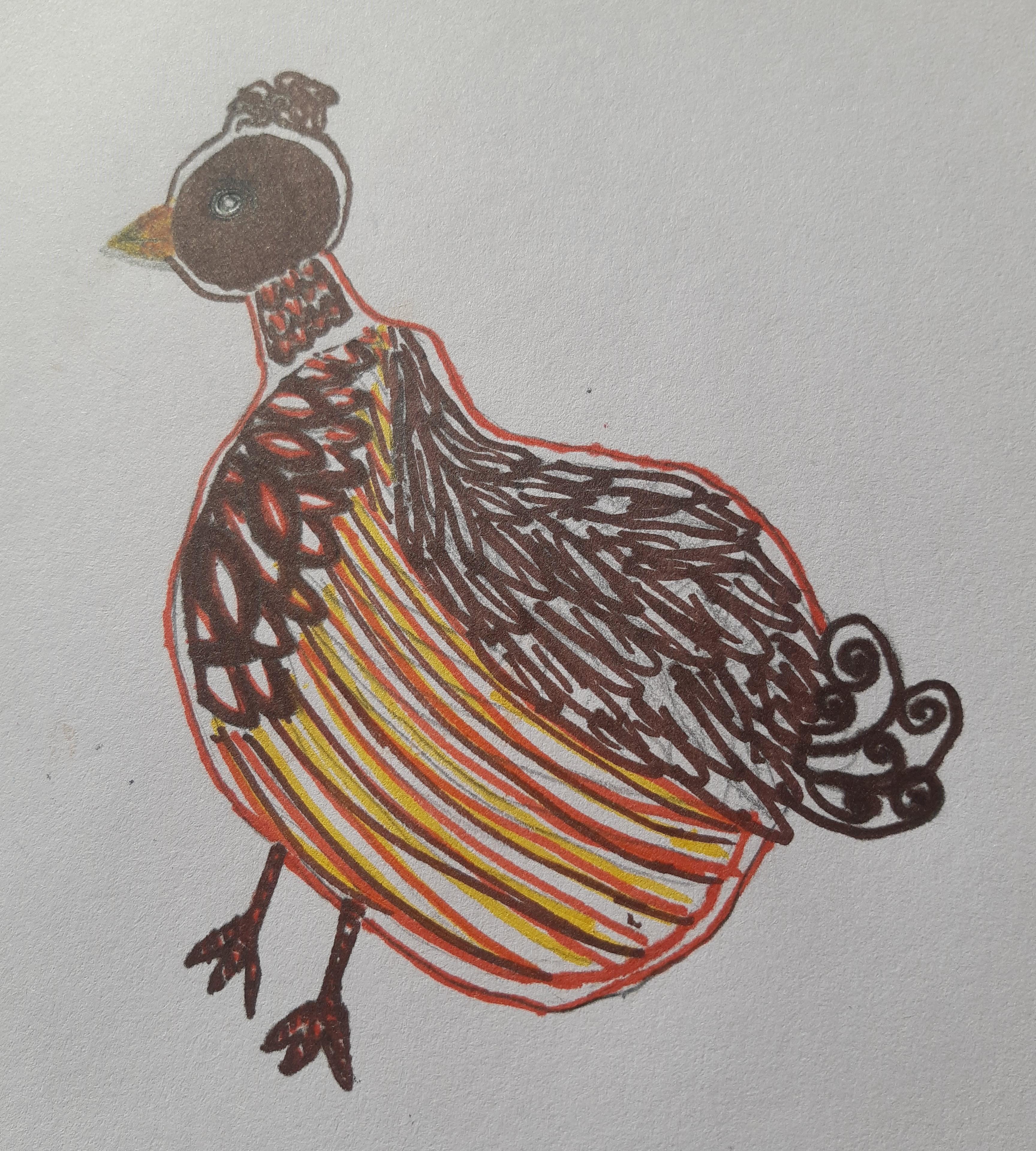 Kate J - Bird 2