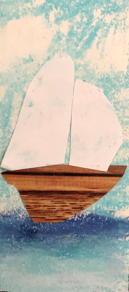 Kayden - Sail boat