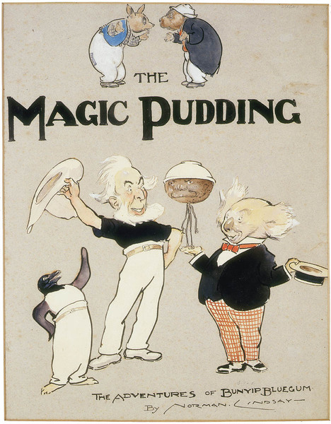 The Magic Pudding, Norman Lindsay