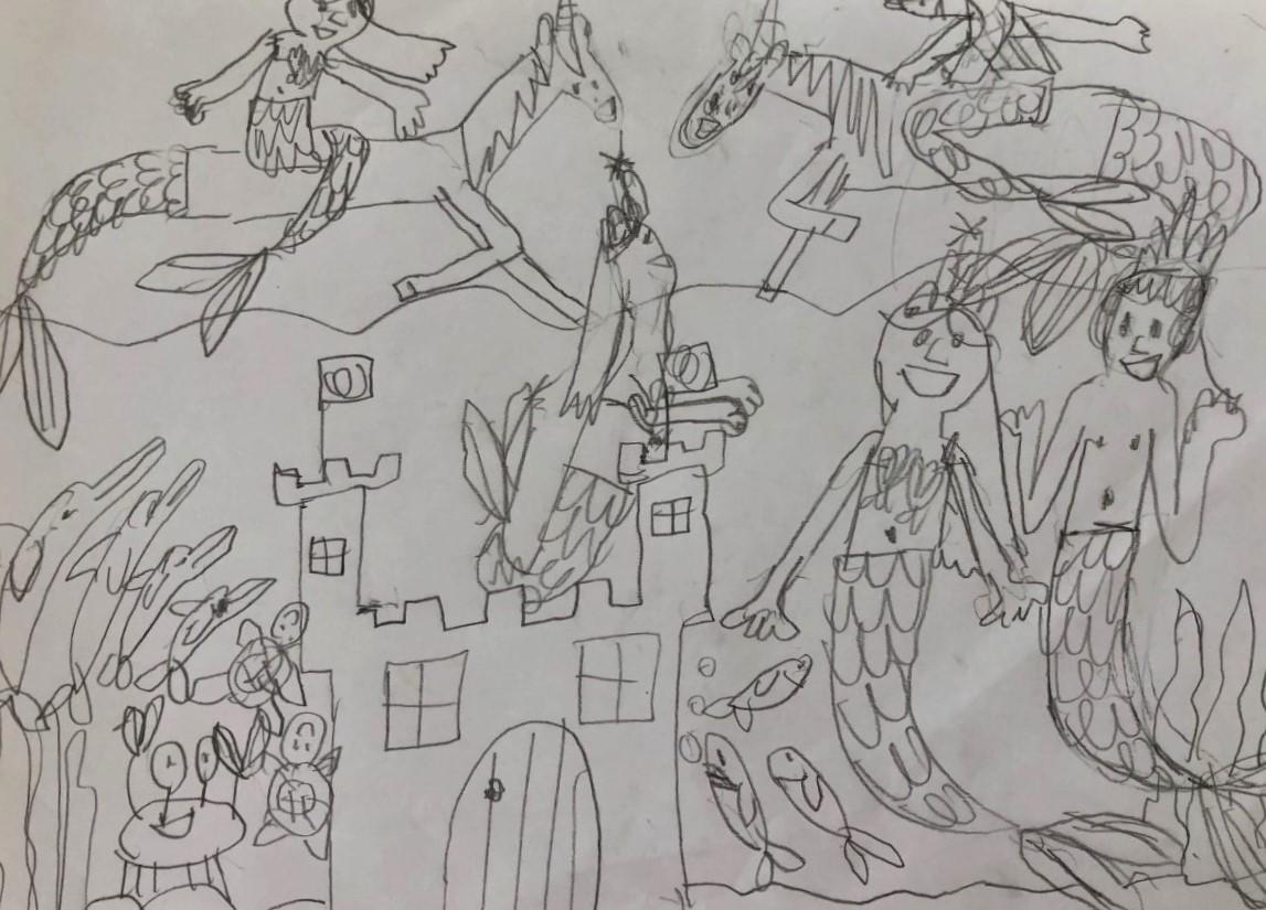 Margaret - Mermaids