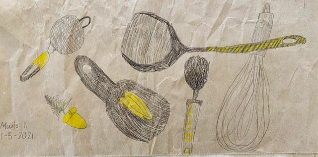 Mavis - Kitchen utensils