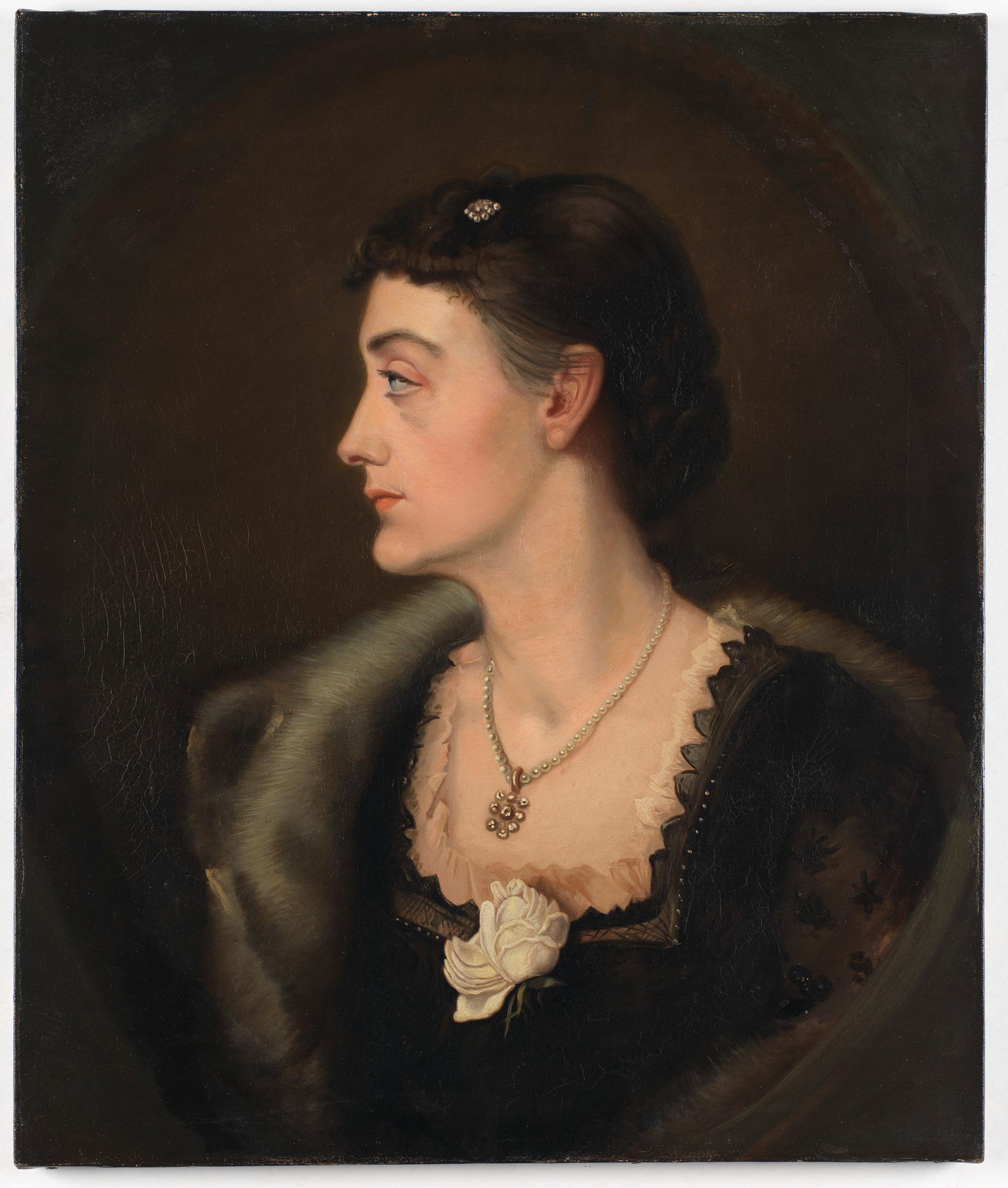 Rosa Campbell Praed, 1884 / Emily Praed