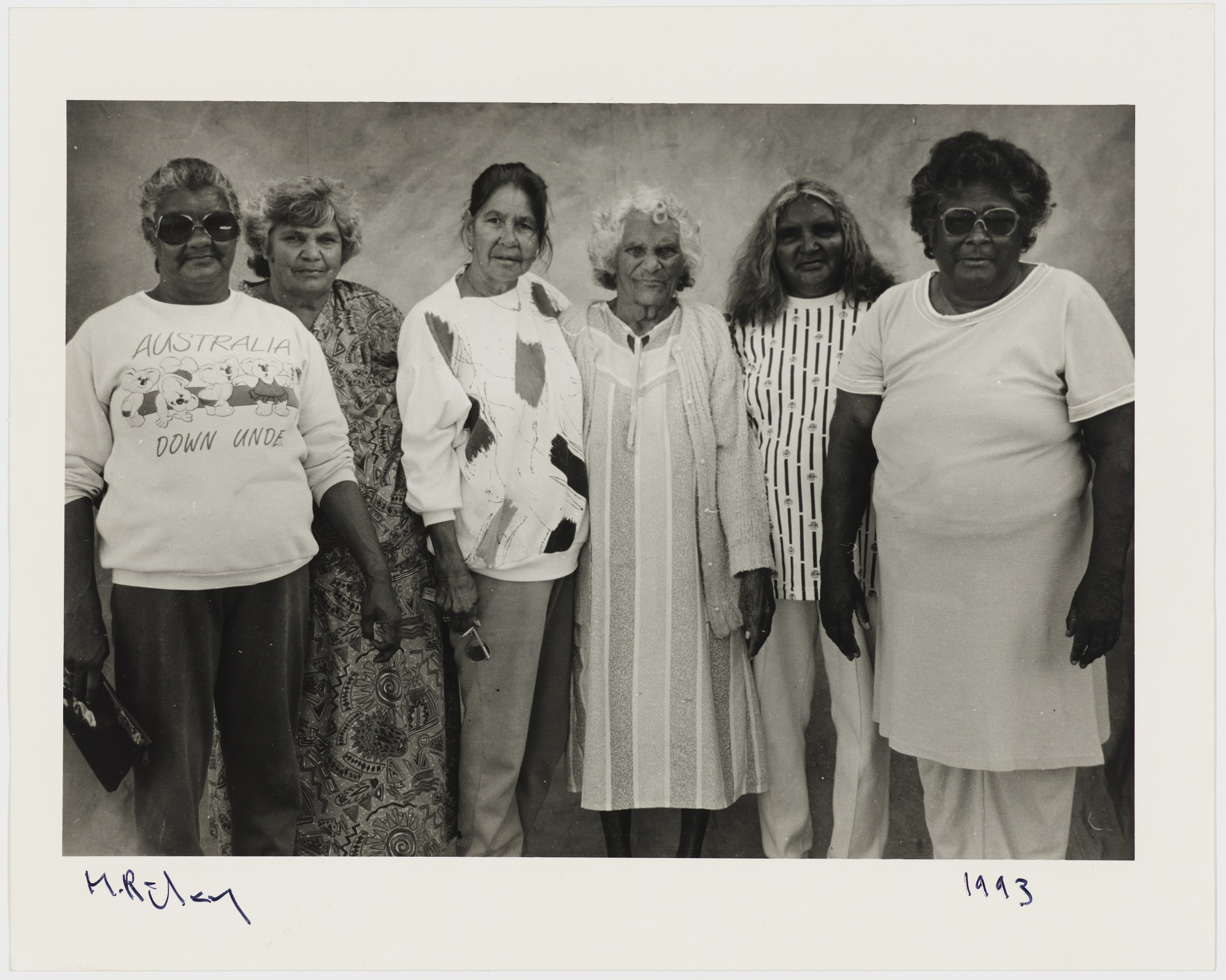 Moree women by Matthew Riley