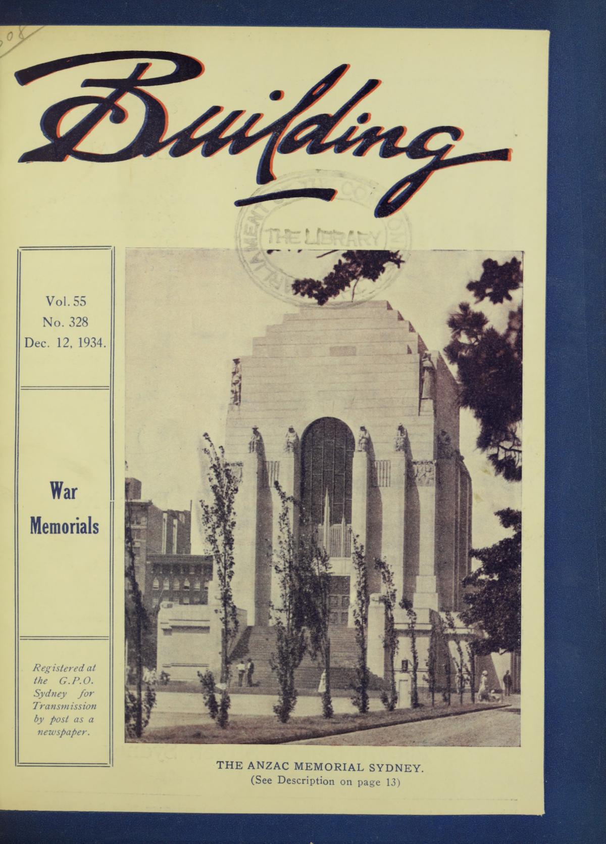 Image of Building magazine, Vol 5, No 398