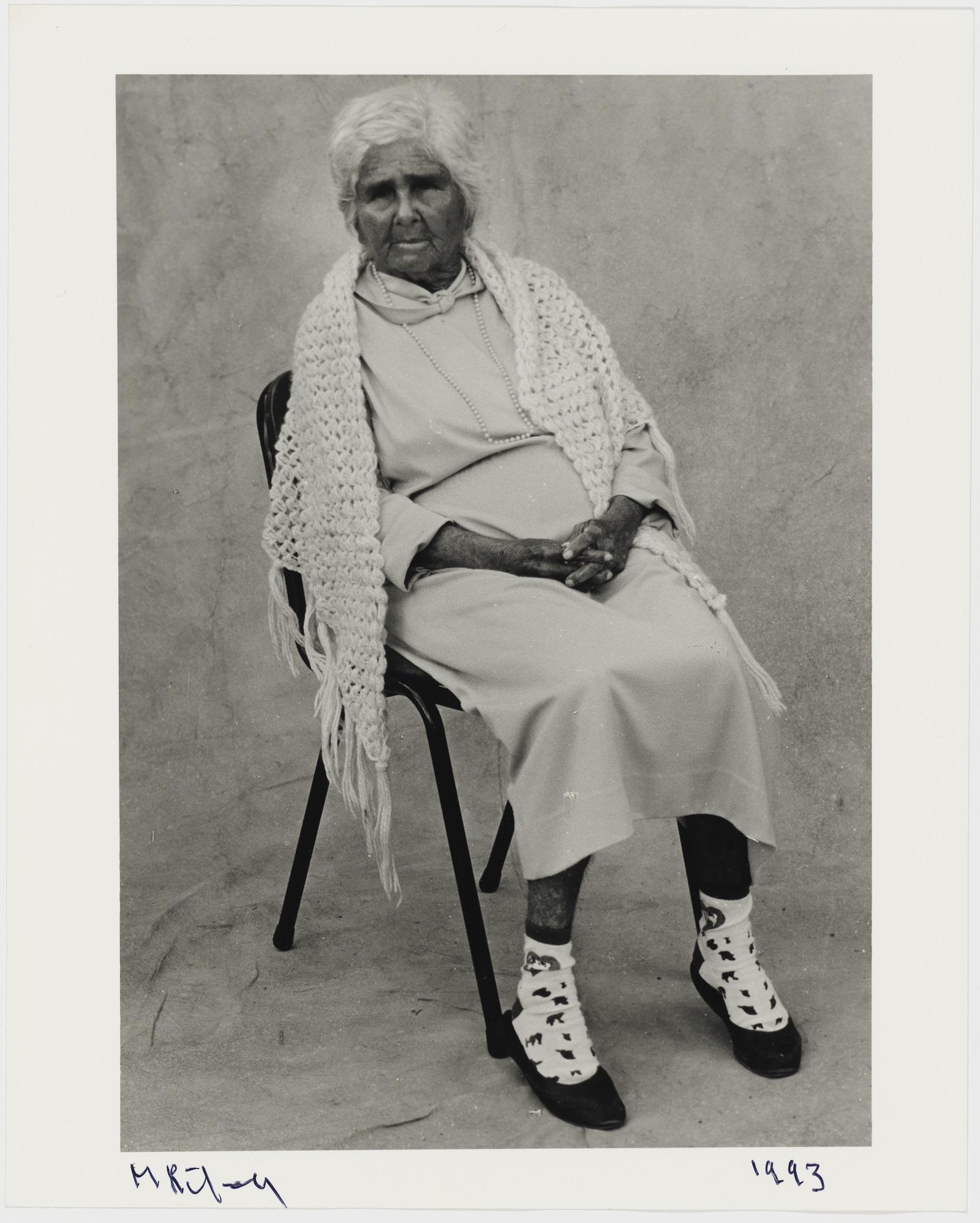 Phyllis Draper by Matthew Riley