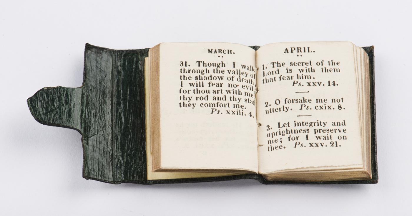 Morrison prayer book