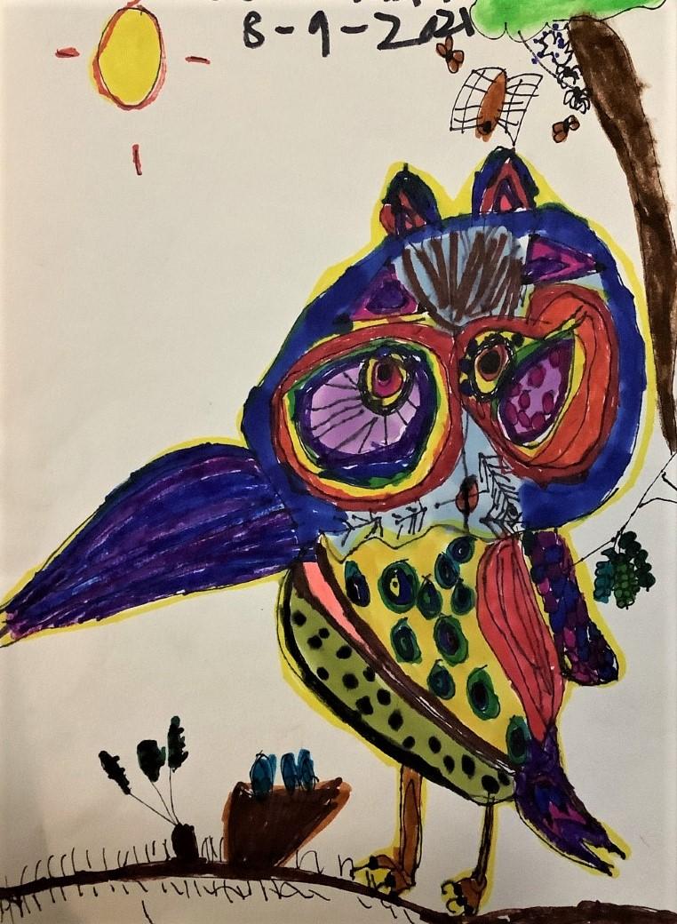 Samantha - Owl