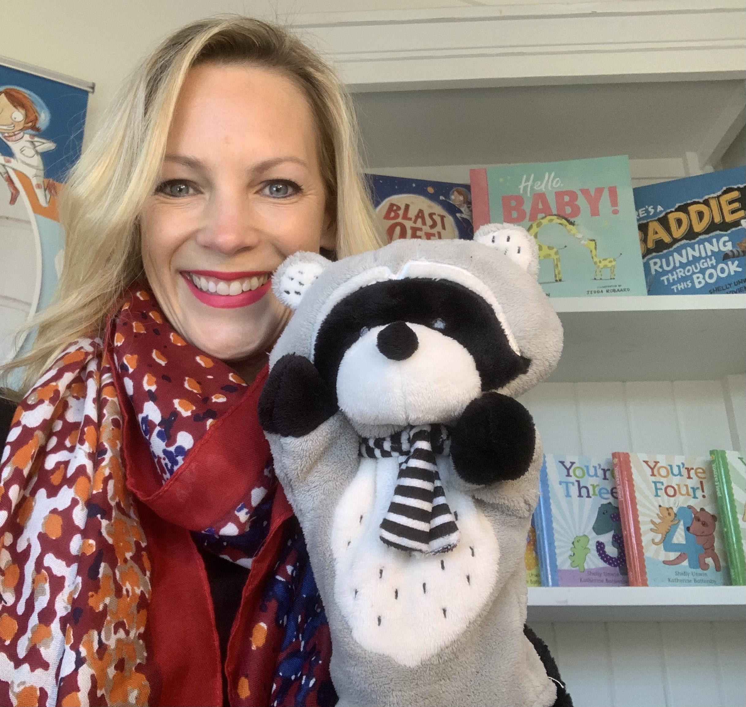Author Shelly Unwin