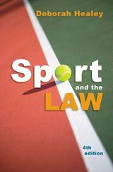 Cover for Sport and the law. 4th ed