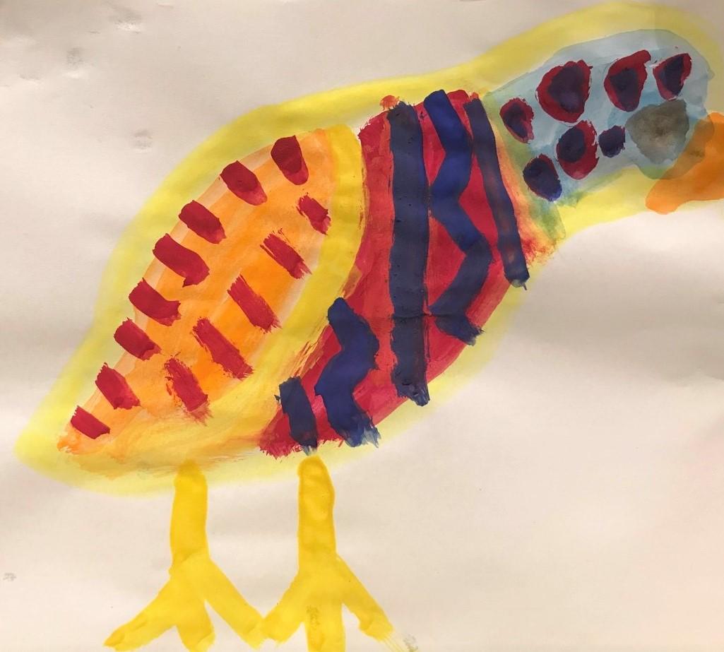 Stasia - Bird