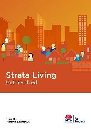 Cover Image for Strata Living Book