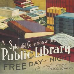 Catalogue Free Public Library of Sydney