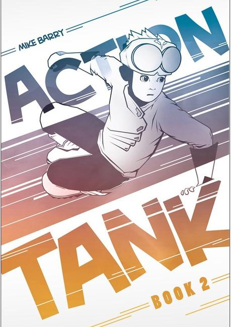 Action Tank - Book 2